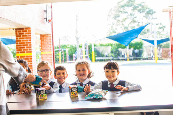 St Therese Catholic Primary School Denistone Facilities Canteen