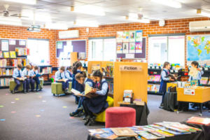 St Therese Catholic Primary School Denistone Facilities Library