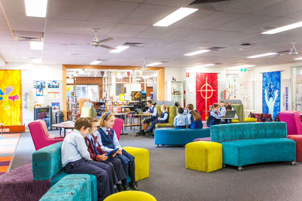 St Therese Catholic Primary School Denistone Facilities Learning Centre