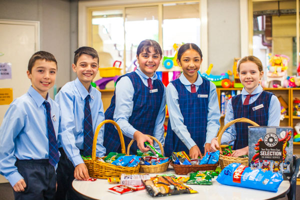 St Therese's Catholic Primary School Denistone Outreach