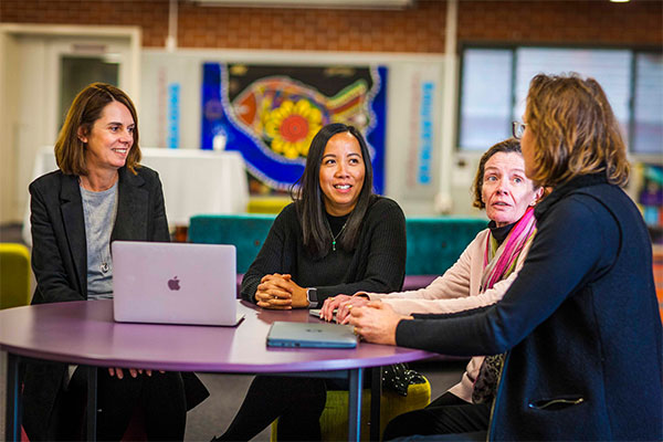 St Therese Catholic Primary School Denistone staff learning